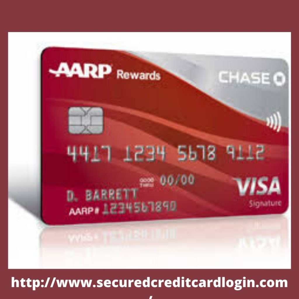 AARP Credit card login_ How to apply